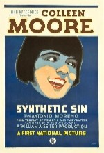 Synthetic Sin (1929) afişi