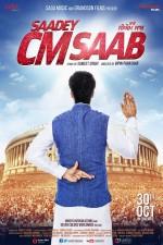 Saadey CM Saab (2016) afişi