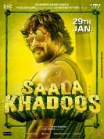 Saala Khadoos (2016) afişi