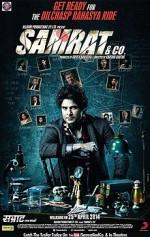 Samrat & Co. (2014) afişi