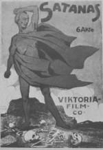 Satanas (ı) (1920) afişi