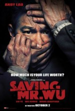 Saving Mr. Wu (2015) afişi