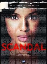 Scandal Sezon 1 (2012) afişi