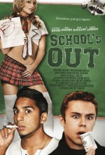 School's Out (2015) afişi