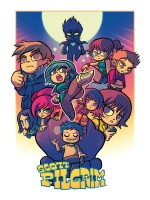 Scott Pilgrim Vs. The Animation (2010) afişi
