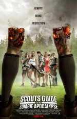 Scouts Vs. Zombies (2015) afişi