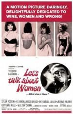 Se permettete parliamo di donne (1964) afişi
