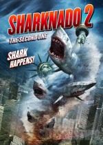 Sharknado 2: The Second One (2014) afişi