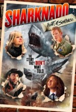 Sharknado: Heart of Sharkness (2015) afişi
