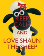 Shaun the Sheep the Movie (2015) afişi