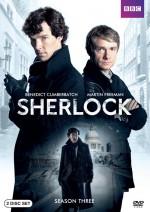 Sherlock Sezon 3 (2013) afişi