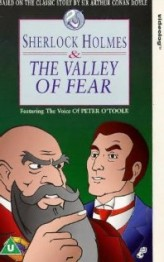 Sherlock Holmes and the Valley of Fear (1983) afişi