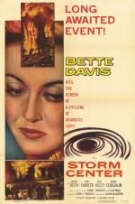 Storm Center (1956) afişi