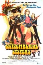 Switchblade Sisters (1975) afişi