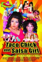 Taco Chick and Salsa Girl (2005) afişi