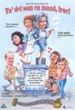 Ta' det som en mand, frue! (1975) afişi