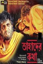 Tahader Katha (1992) afişi