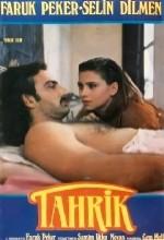 Tahrik (1989) afişi