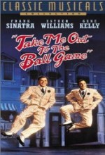 Take Me Out To The Ball Game (1949) afişi
