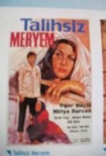 Talihsiz Meryem (1968) afişi