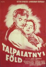 Talpalatnyi Föld (1948) afişi