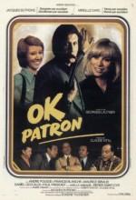 OK patron (1974) afişi