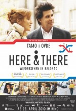 Here and There (2009) afişi