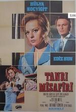 Tanrı Misafiri (1972) afişi