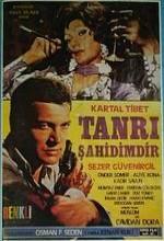Tanrı şahidimdir(ı) (1971) afişi