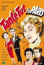 Tante Tut Fra Paris (1956) afişi