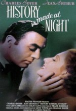 Tarih Gece Yazılır (ı) (1937) afişi