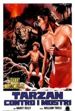 Tarzan Against The Sahara (1943) afişi