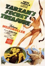 Tarzan's Secret Treasure (1941) afişi