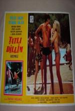 Tatlı Dillim (1972) afişi