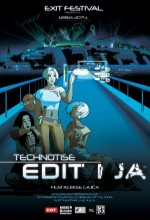 Technotise: Edit & ı (2009) afişi