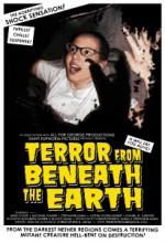 Terror From Beneath The Earth (2009) afişi