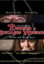 Terror Y Encajes Negros (1985) afişi
