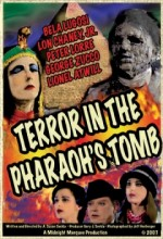 Terror in The Pharaoh's Tomb (2007) afişi