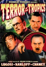 Terror in The Tropics (2006) afişi