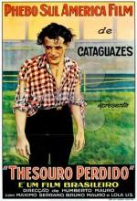 Tesouro Perdido (1927) afişi