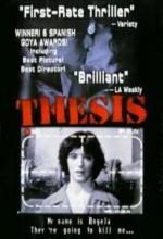 Tez (1996) afişi