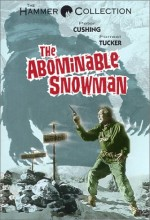 The Abominable Snowman (1957) afişi