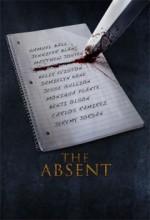 The Absent (2011) afişi