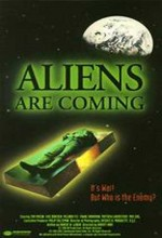 The Aliens Are Coming (1980) afişi