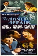 The Arnelo Affair (1947) afişi