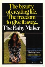 The Baby Maker (1970) afişi