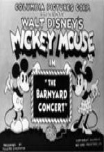 The Barnyard Concert (1930) afişi