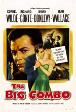 The Big Combo (1955) afişi