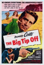 The Big Tip Off (1955) afişi