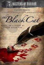 The Black Cat (masters Of Horror) (2007) afişi
